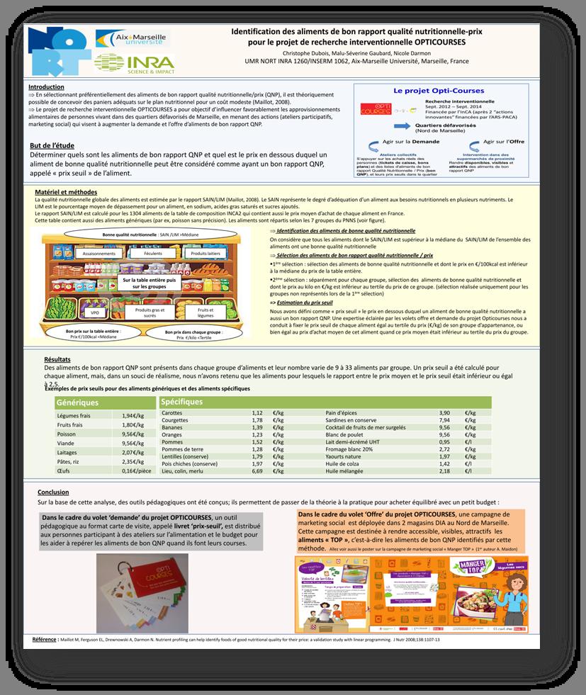 aliments de bon rapport qualit nutritionnelle prix qnp. Black Bedroom Furniture Sets. Home Design Ideas